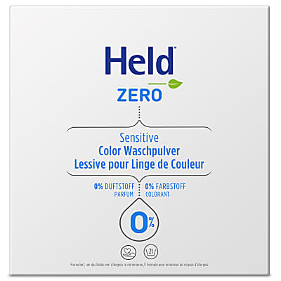 Held by ecover Lessive en poudre Sensitive 1.575kg