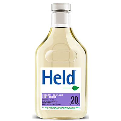 Held by ecover Lessive Couleurs Concentrée 850ml