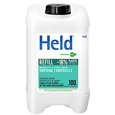 Held by ecover Lessive Universelle Concentrée 5l