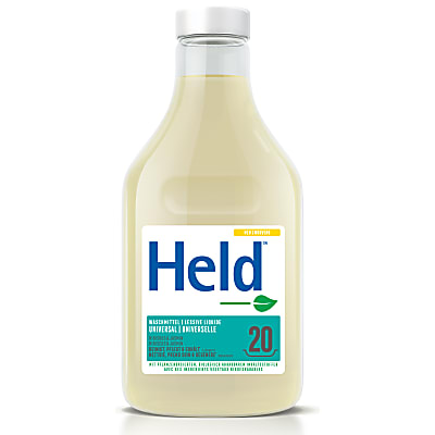 Held by ecover Lessive Universelle Concentrée 850ml