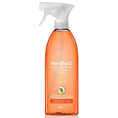 Method - Spray Cuisine Quotidien 490ml